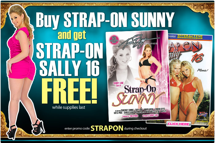 Strap On Sunny and Strap On Sally Free